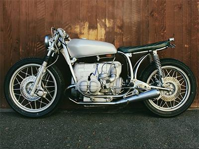 Individuelle Motorrad Umbauten und Restaurationen