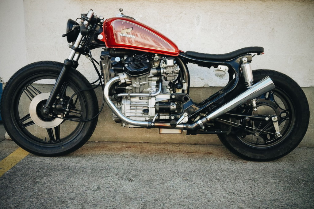 Honda CX 500 Cafe Racer Umbau Custom Motorcycle