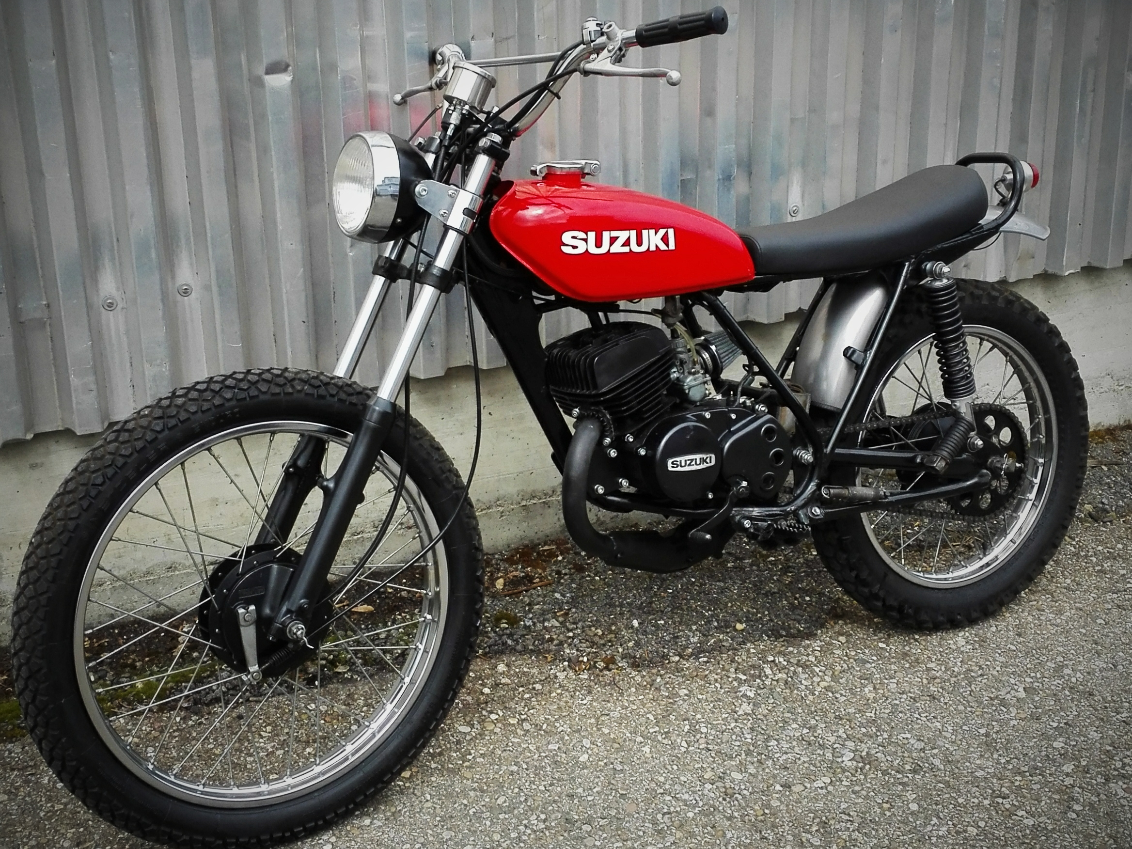 Suzuki Tc  For Sale