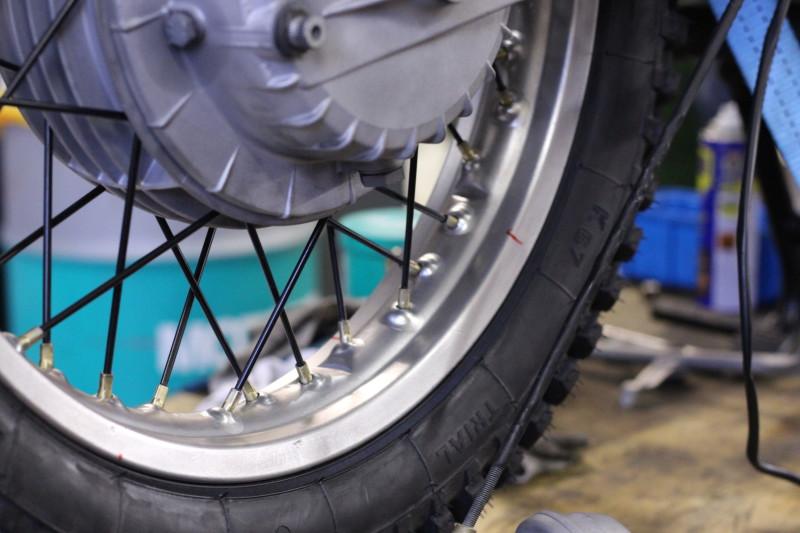 Custom Wheels BMW R80