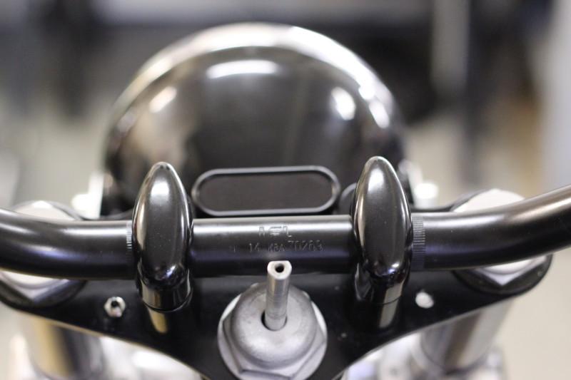 Cockpit BMW R80 Motogadget