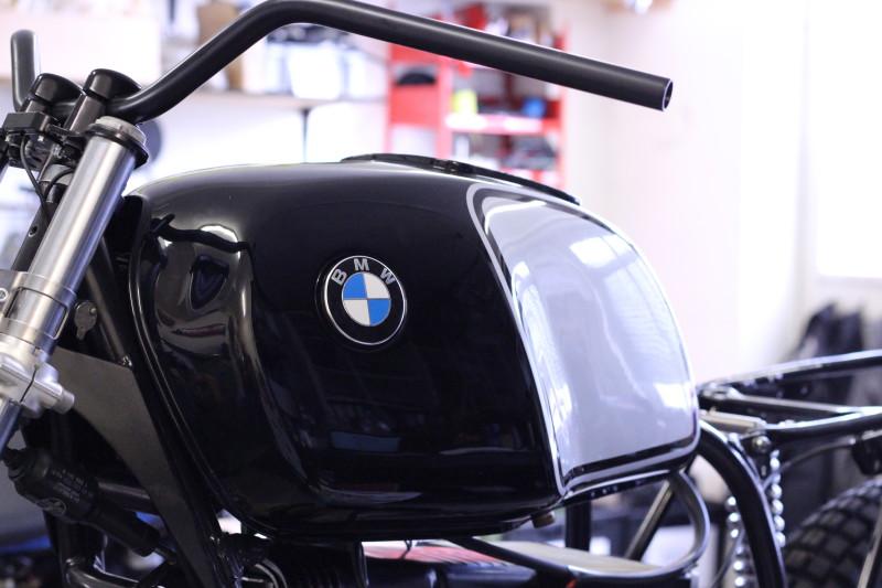 Custom BMW Motorrad Motorcylce Tank