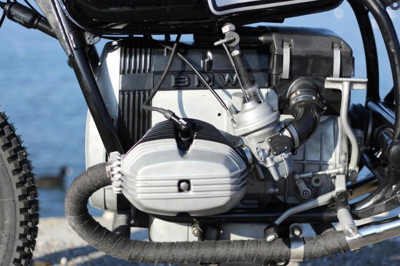 BMW R80 Custom Umbau