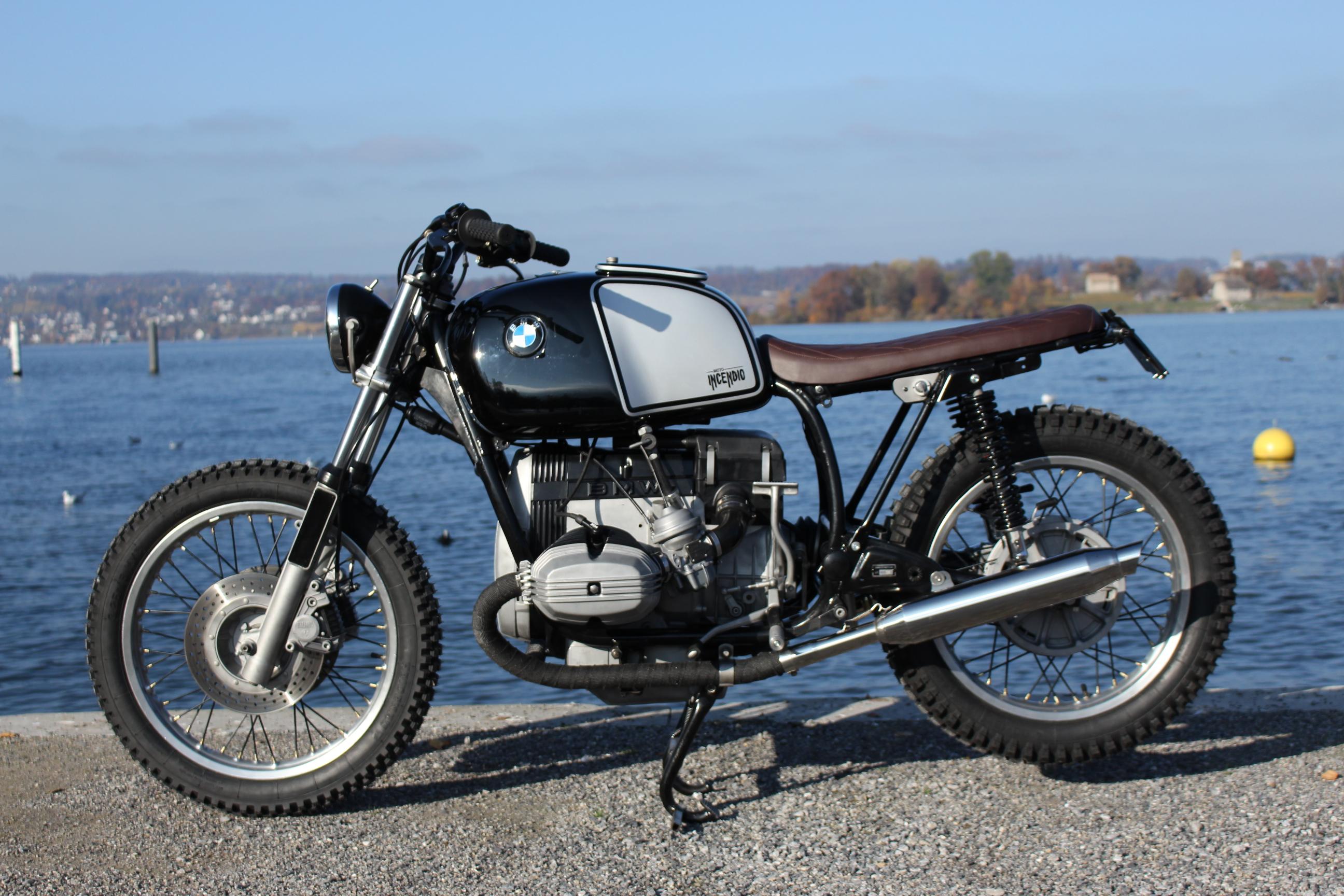 Motorcycles For Sale In Nc >> BMW R80 Custom Umbau   Moto Incendio   Custom Motorcycles ...