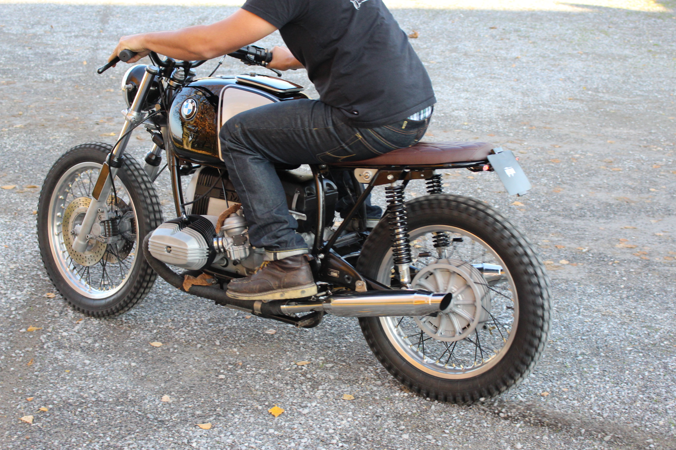 Motorcycles For Sale In Nc >> BMW R80 RT 1981 - for sale - Moto Incendio | Custom ...