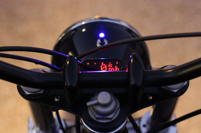 Cockpit BMW R80