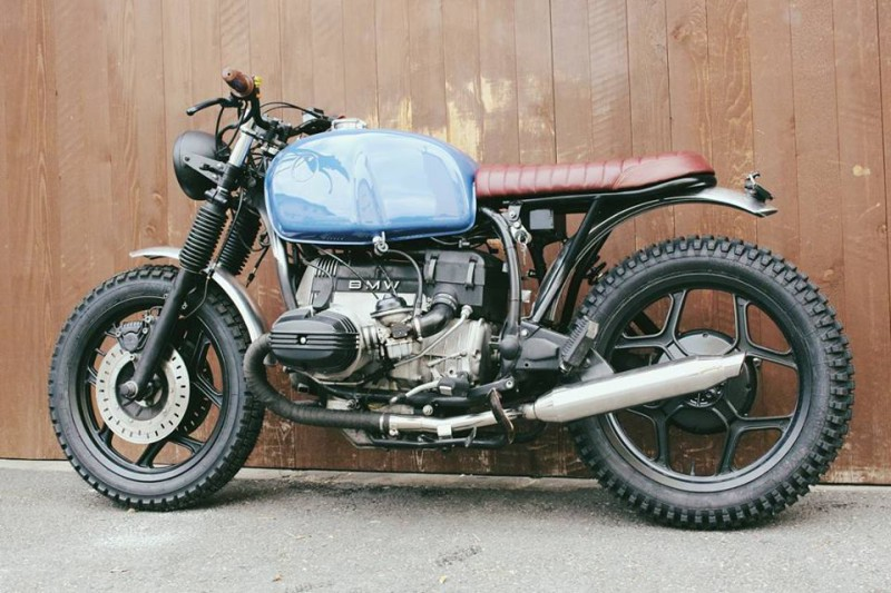 BMW R80 Custom Umbau