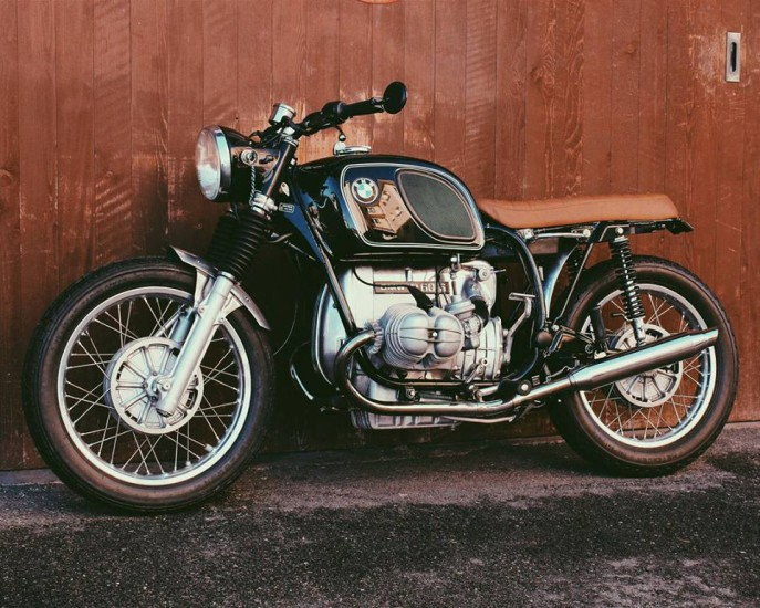 BMW R60 Custom Umbau custombike