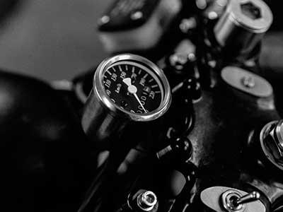 persolanized tachometer