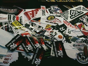 Decals Motorrad Aufkleber Stickers