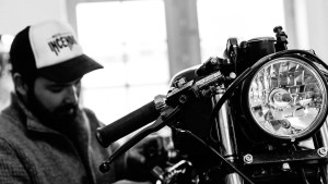 Martin Amrein Motorrad Umbau