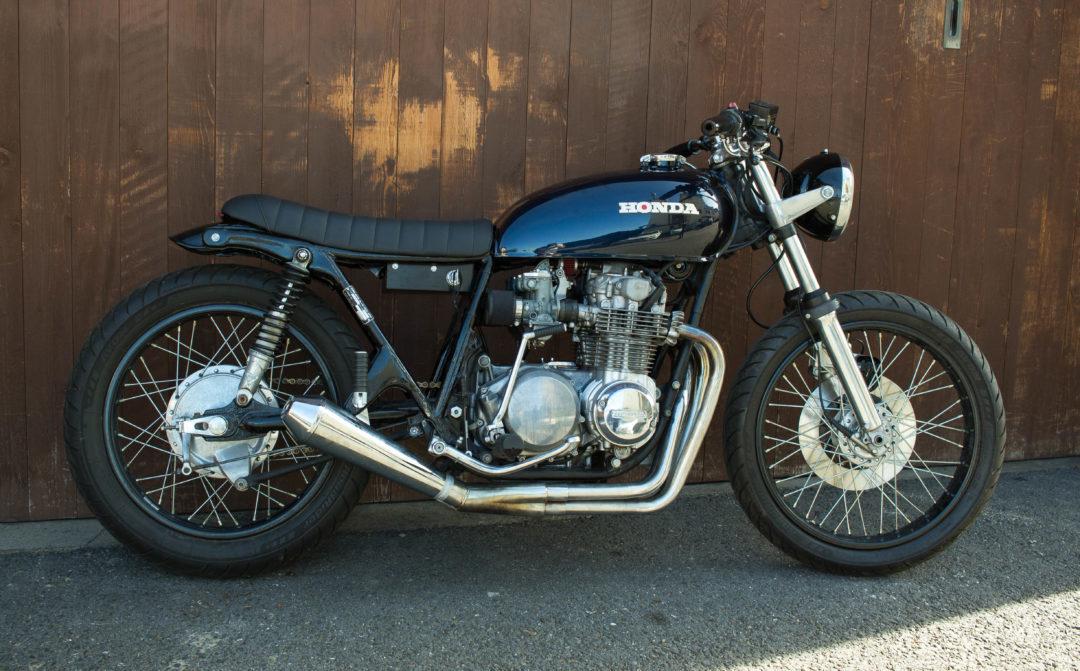 Honda CB500 Custom