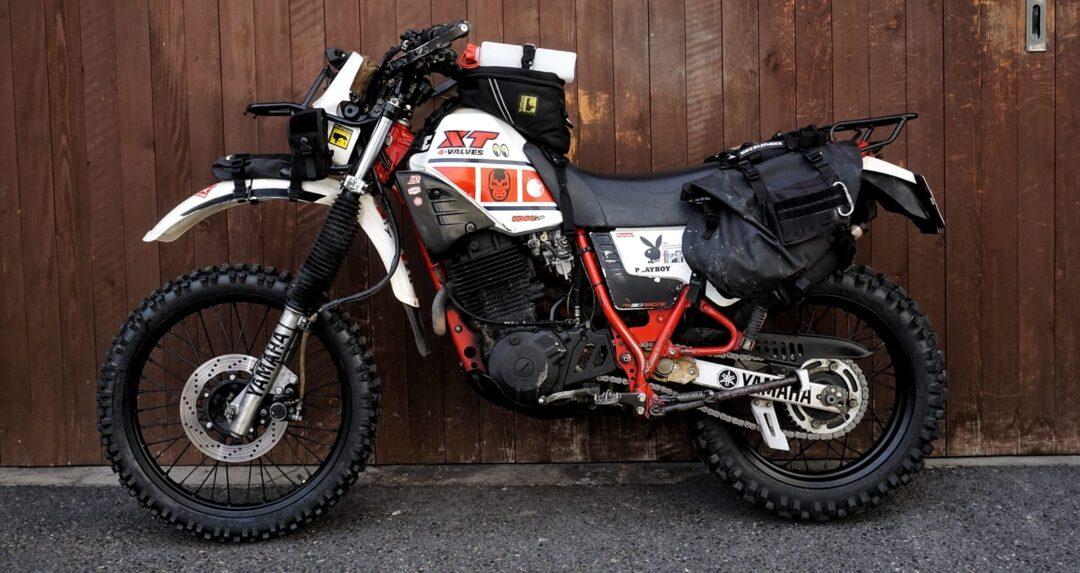 Yamaha XT600 Z