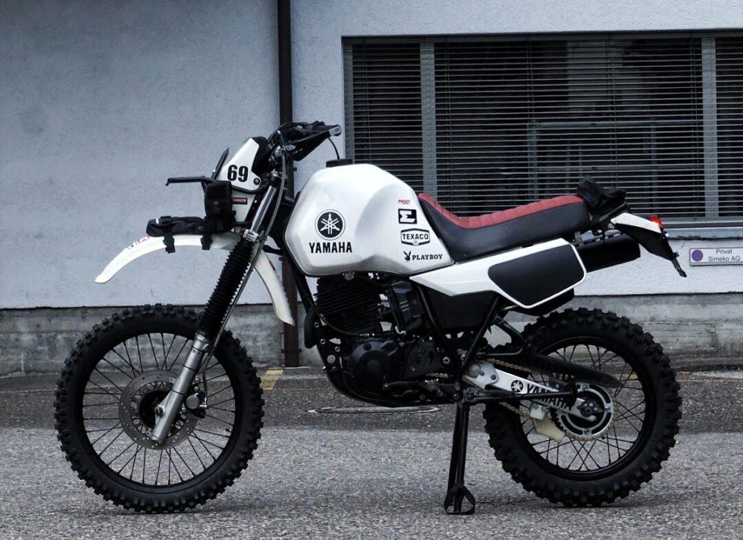 Yamaha XT600 Tenere 34l